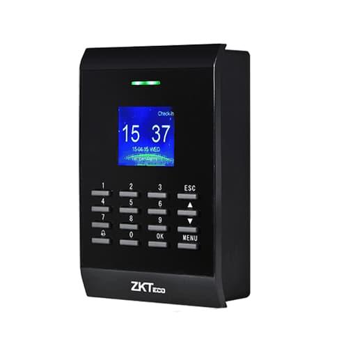 เครื่องคีย์การ์ด เครื่องทาบบัตร ZKTECO SC405