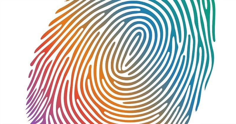 หลักการทํางานของเครื่องสแกนลายนิ้วมือ (Fingerprint)