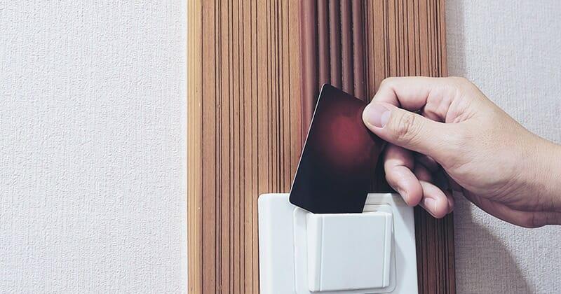 บัตรคีย์การ์ด (Key Card) คืออะไร ?