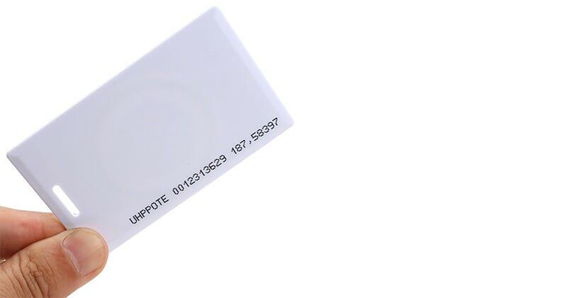 เช็คเครื่องสแกนลายนิ้วมือ ว่าอ่านบัตรได้หรือไม่?